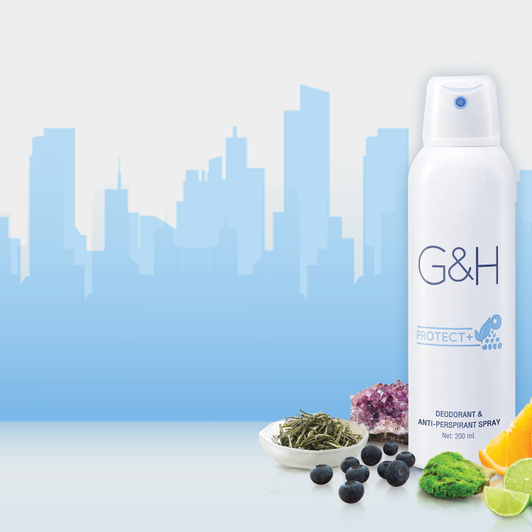 G&H Deodorant Spray