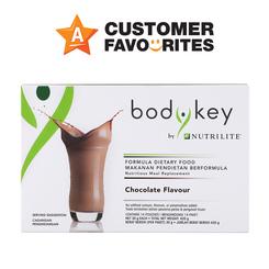 BodyKey by Nutrilite Minuman Kocak Pengganti Sajian