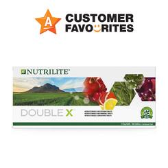 Nutrilite DOUBLE X Multivitamin/Multimineral/Pekatan (bekalan 31 hari)