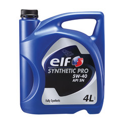 ELF Synthetic Pro Engine Oil 5W40 - 4L